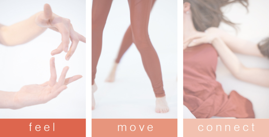 feel move connect